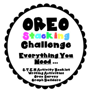 Oreo Stacking S.T.E.M. Project