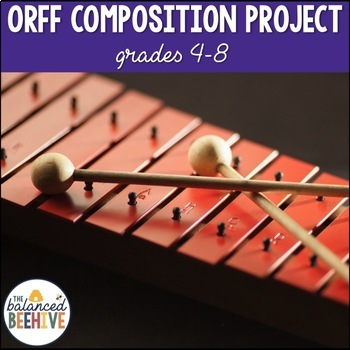 Orff Composition Project & Quiz