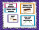 Orff Instrument Posters, Labels, & Set Ups - Bold Chevron