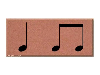 Orff-Keetman Rhythm Building Bricks