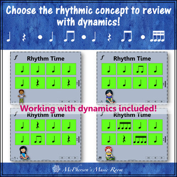 Orff Lesson Elementary Music ~ Rhythm Sticks: Rhythm, Round & Composition