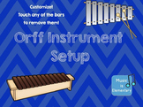 Orff Xylophone Customizable SMART software edition
