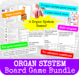 Organ System Game Bundle - NGSS MS-LS1-3