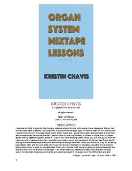 Organ System Mixtape Lesson Book