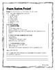 Organ System Project & Poster Presentation