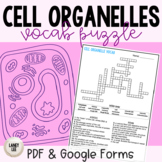 Organelle Crossword
