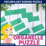 Organelle Domino Puzzle - Plant and Animal Cells