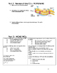 Organelle Review Packet
