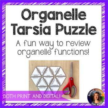 Organelle Review Puzzle