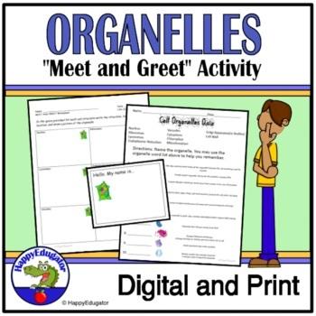 Organelles Activity