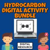 Organic Chemistry Hydrocarbon Digital Activity Bundle Dist