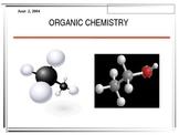 Organic Chemistry Power Point