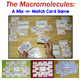 Organic Compounds Mix and Match Game - A Biochemistry Review