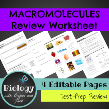 Organic Compounds Review