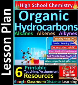 Naming Hydrocarbons Worksheets & Teaching Resources | TpT