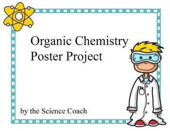 Organic Molecule Poster Project
