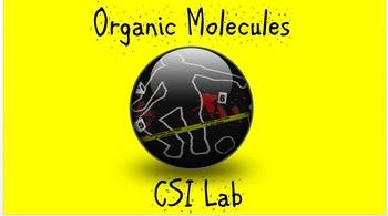 Organic Molecules CSI Lab