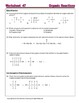 Organic Reactions; Addition, Substitution - Worksheets & Practice Questions