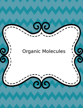 Organic and Inorganic molecules