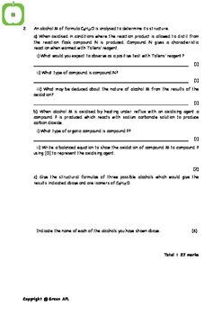 Organic chemistry collection set 2