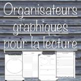 Organisateurs graphiques pour la lecture (Distance Learning)