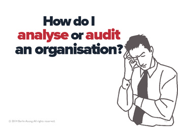Organisational Audit (HND Version)