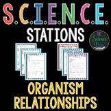 Organism Relationships - S.C.I.E.N.C.E. Stations