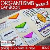 Organisms Lapbook (Plants and Animals)- Second Grade {TEKS}