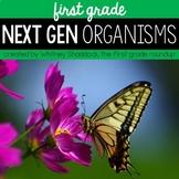 Organisms Next Gen Science Unit