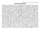Organisms and Ecosystems Word Search
