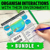 Organisms and Environment | Interactions in Ecosystems Act
