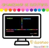 Organizador de escritorio - Colour me Confetti