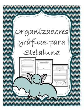 Stellaluna Spanish Graphic Organizers