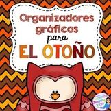 Organizadores gráficos para el otoño - Spanish