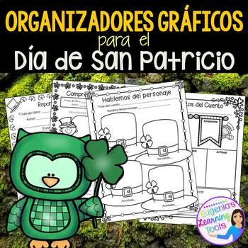 Organizadores Gráficos para el dia de San Patricio