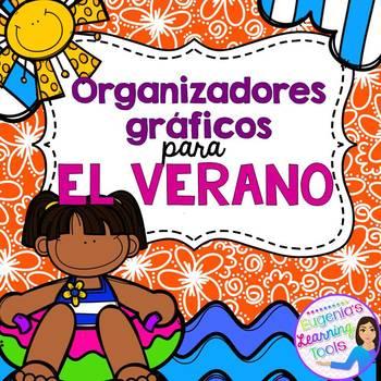 Organizadores gráficos para el verano - Spanish