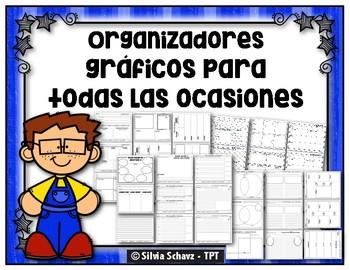 Organizadores  gráficos para  todas las ocasiones