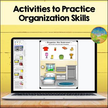 Organization Boot Camp - Distance Learning - Google Classroom