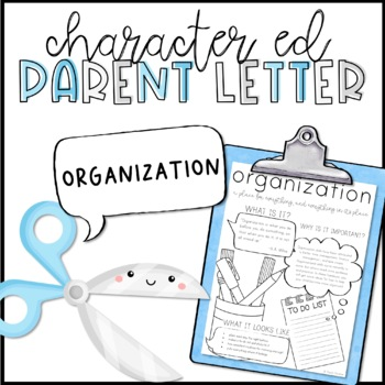 Organization Parent Letter