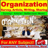Organization Survey : PowerPoint