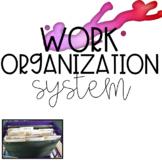 Organization System