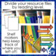 Organization System for your Small Group Guided Reading Center