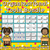 Organization Tips for Students:  Checklists and Action Plans