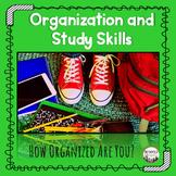 Organization and Study Skills - Social Distancing
