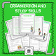 Organization and Study Skills Bundle