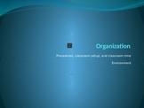 Organization for Teachers