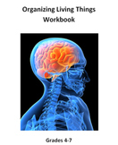 Organization in Living Things Workbook (with quiz and lab)