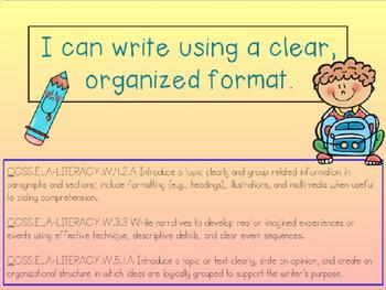 Organizing A Paragraph