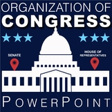 Organization of Congress PowerPoint w/video clips & presen