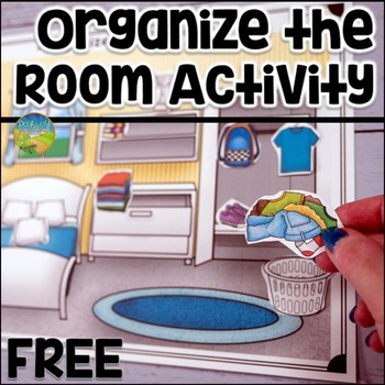 Organization Activity: Organize the Room